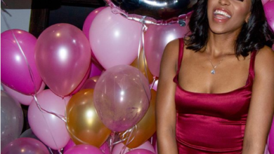 Sbahle Mpisane Buys Herself A New Car For Her 25th Birthday