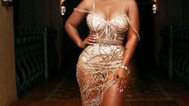 Shear Queens! Top 5 Most Revealing Dresses On The SAMA24 Red Carpet