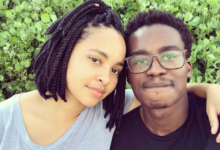 Stephanie Sandows Sends Cute Birthday Shoutout To Boyfriend Hungani