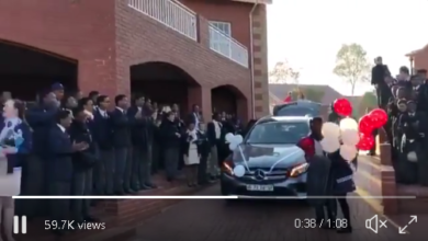Photo of Watch! Student Asking His Girlfriend To Be His Matric Dance Date Goes Viral