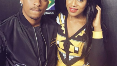 First Photo! Jessica Nkosi And TK Dee Have Welcomed Their First Child