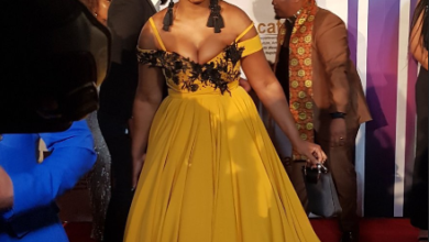 Top 5 Best Dressed Celebs At The SAMA24