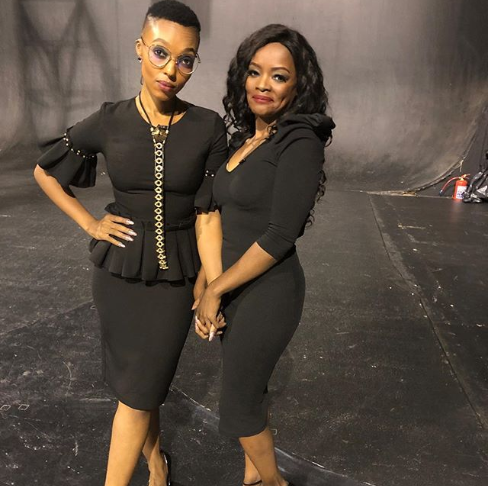 Trending SA Co-Hosts Pabi Moloi And Khuli Roberts Squash Beef Rumors
