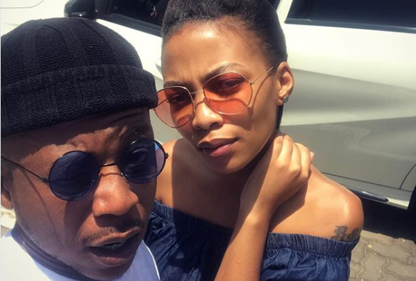 Watch! Black Motion's Thabo And His Pregnant Wife Dancing Are Goals