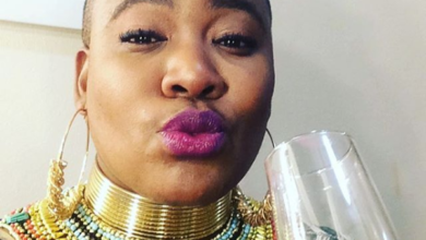 Boo'd Up! Thandiswa Mazwai Shares Sweet Photo With Her Girlfriend