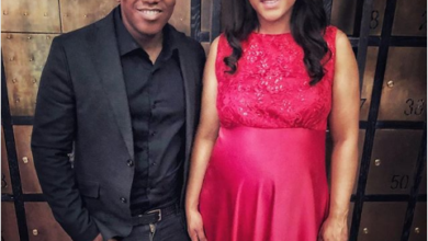 Loyiso And Jennifer Bala Celebrate Their 7th Wedding Anniversary