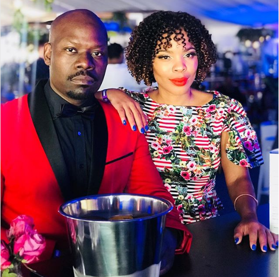 Metro FM's Masechaba Ndlovu Announces Separation From Husband