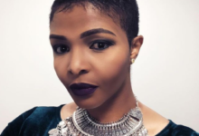 Move Over Zodwa! Simphiwe Dana Shows Major Bod In Sheer Dress