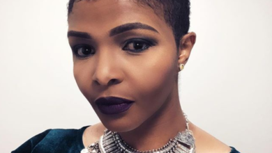 Move Over Zodwa! Simphiwe Dana Shows Major Bod In Sheer Dress