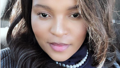 Pic! Singer Bucie's Adorable Son Is His Mama's Twin