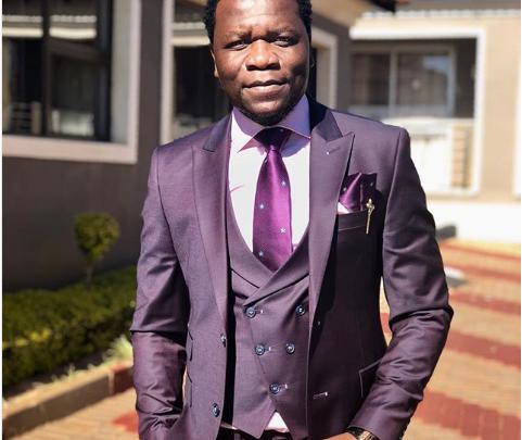 Pics! Muvhango's MacDonald Ndou Is A Married Man