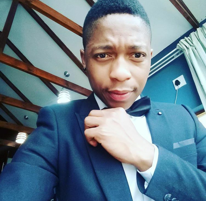 The River's Lunga Mofokeng Shows Off His Girlfriend