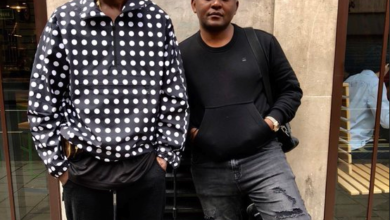 This Throwback Pic Of Black Coffee And Euphonik 13 Years Ago Is Friendship Goals