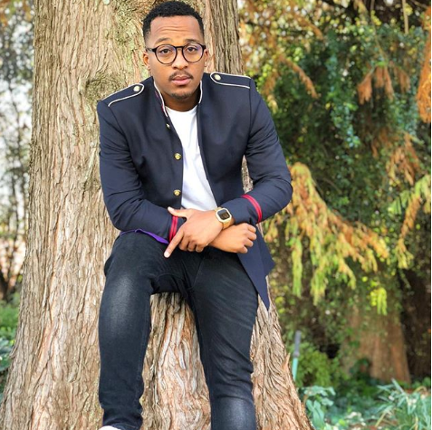 Uzalo's TK Dlamini Opens Up About Becoming A Father