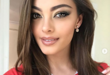 Demi-Leigh Nel-Peters Shows Off Her Boyfriend In Cute Birthday Shoutout