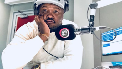 Photo of Skhumba Shares Adorable First Photo Of His Son