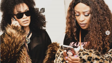 Watch! DJ Zinhle Reveals Why She's Attracted To BFF Pearl Thusi