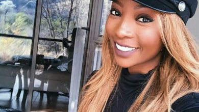 Thank You, Next! Pearl Modiadie Has A New Man