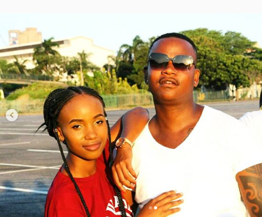 Singer Mthokozisi And His Fiance Welcome Their First Child