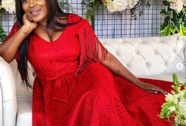 Rami Chuene's Former #TheQueen Cast Mates Shower Her With Love On Her Birthday
