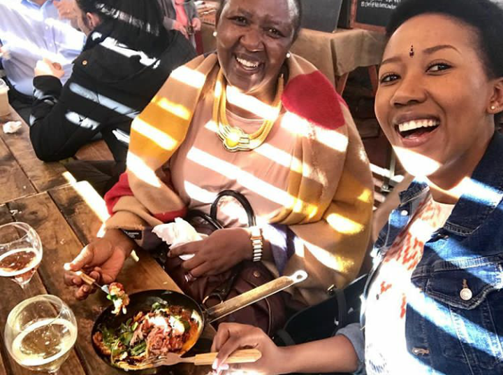 Sihle Ndaba Opens Up About Her Mother Being Shot In Front Of Her