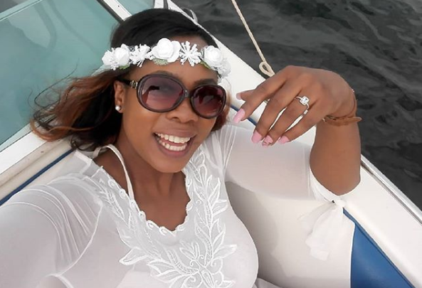 Skolopad Is Proudly Engaged To A Married Businessman