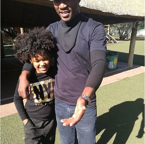 Walter Mokoena Gushes Over His Daughter Thando On Her11th