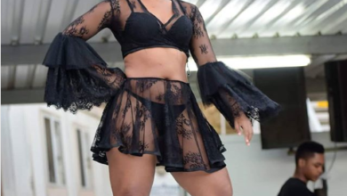 Watch! Zodwa Struts Her Stuff On The Runway At The Durban Fashion Fair