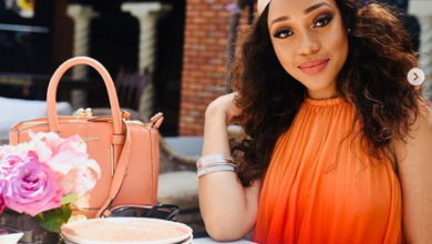 Thando Thabethe On Why She Won't Be The One To Open Up The Industry