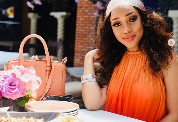 Thando Thabethe Claps Back At Claims She Faked Her Matric Certificate