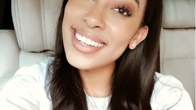 Did Sarah Langa Meet Her Husband Whilst Still Dating K.O?
