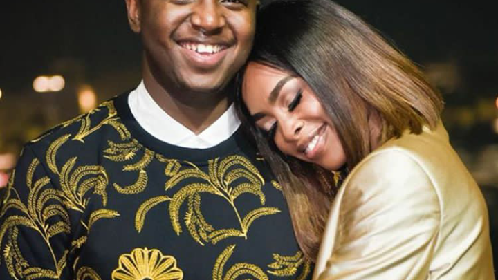Exes KNaomi And Shimza Pose For Photos After Reunion At An Event