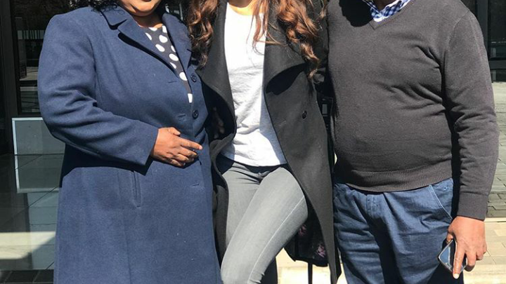 Ntando Kunene Opens Up About Missing Her Late Father!