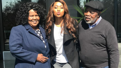 Photo of Ntando Kunene Opens Up About Missing Her Late Father!