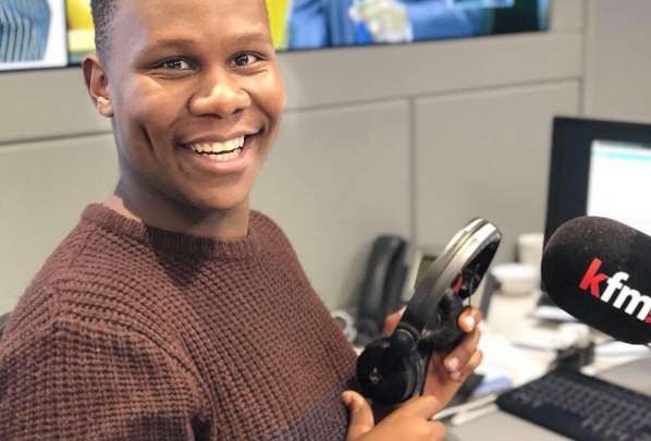 Radio And TV Personality Mitch Matyana Buys Himself A New Car