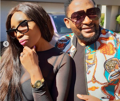 Sophie Ndaba Survives Fatal Accident A Day Before Her 2nd Year Wedding Anniversary