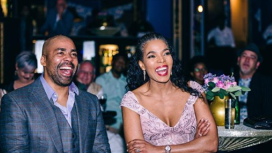 Photo of Connie Ferguson Goes Down Memory Lane To Celebrate 17th Wedding Anniversary