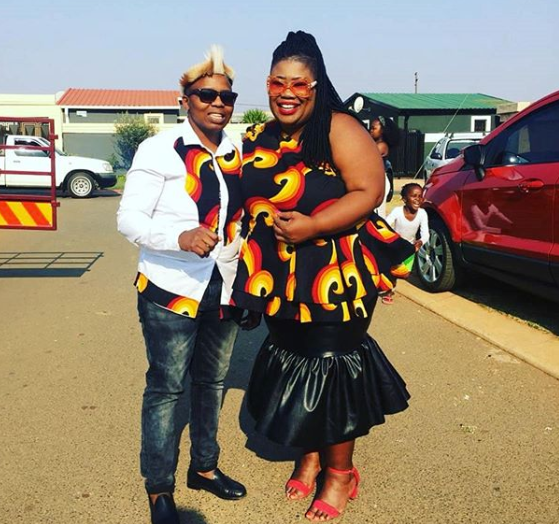 Is Nomsa Buthelezi Ready To Marry Her Girlfriend?