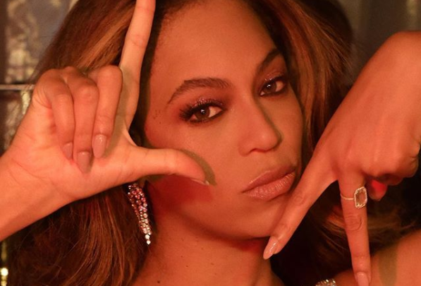 Watch! Beyonce And Her Family Lands In South Africa