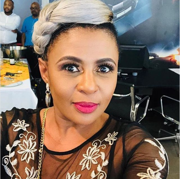 Basetsana Khumalo Set To Release Her First Memoir