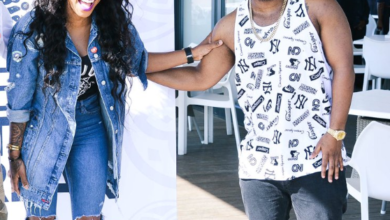 Has Zinhle Stopped Supporting Cassper Because She's With AKA?