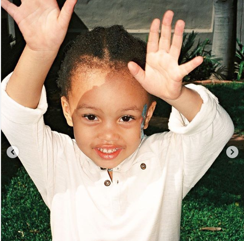 Top 7 Most Followed SA Celebrity Kids On Instagram