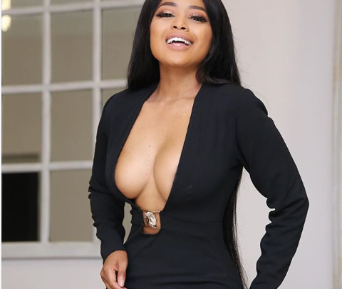 Lerato Kganyago Sets The Record Straight On Boob Job Speculations