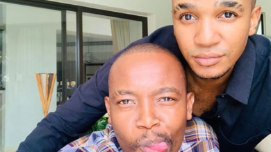 Black Twitter Is Here For Phelo Bala And Moshe Ndiki's Hot Romance