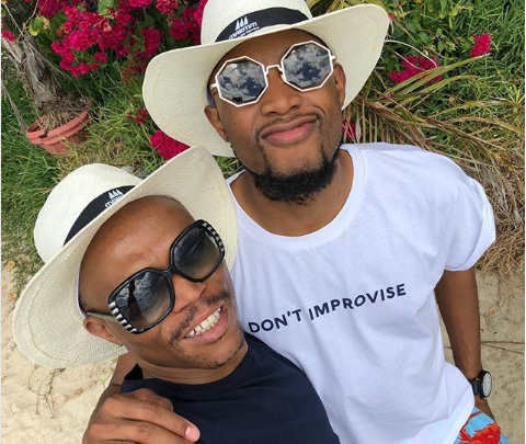 Did Somizi Just Admit To Getting Fiance Tebogo His Acting Gig
