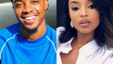 Flirting Or Good PR? See Ayanda And Tino Chinyani Flirtatious Exchange
