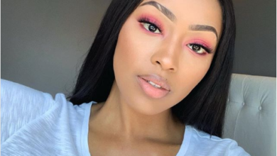 Kamo Modisakeng Claps Back At Troll With Makeup Free Hot Photo