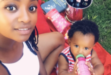 Pics! Inside Samkelo Ndlovu's Daughter's First Birthday