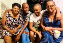 Aww! Moshe Ndiki Gushes Over Him And His Bae Phelo Bala Both Having Supportive Moms