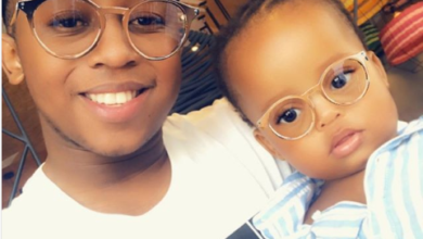 Watch! Fikile Mbalula Calls Out Junior deRocka For Taking A Video Whilst Driving With His Daughter